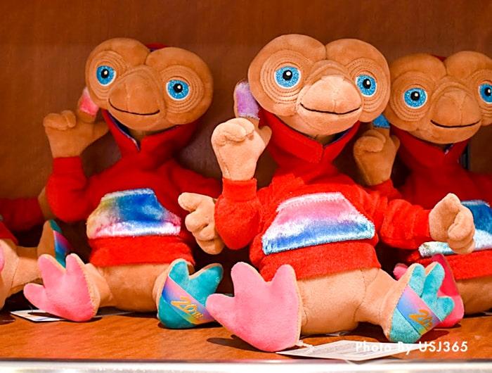 E.T.のぬいぐるみ(20周年)