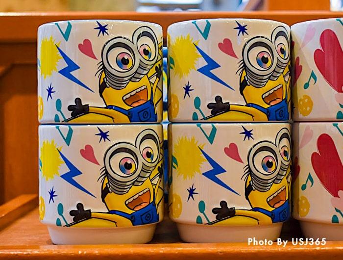 ミニオンのマグカップ(20周年)