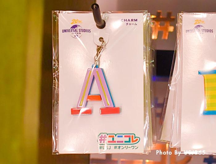 イニシャルチャーム「A」(20周年)