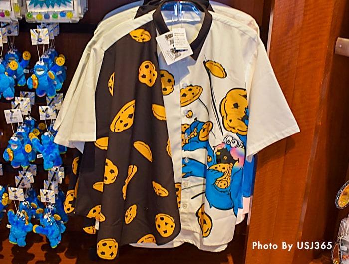 セサミストリートのTシャツ(20周年)