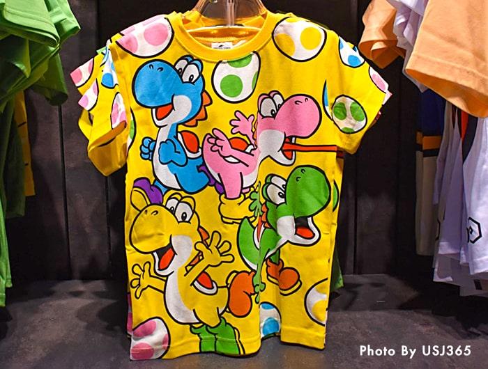 Tシャツ ヨッシー (キッズサイズ)