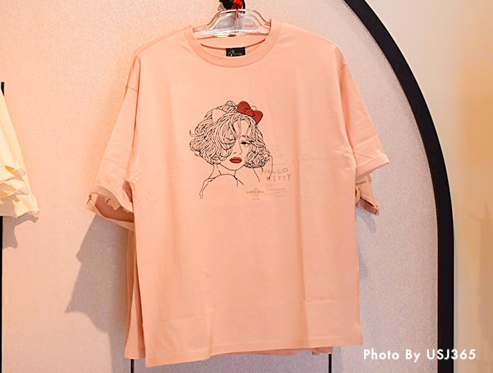 Tシャツ(ピンク)/Kotoka Izumi