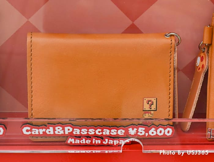 カード&パスケース 5,600円