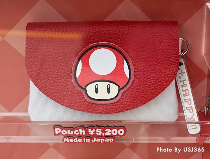 ポーチ 5,200円
