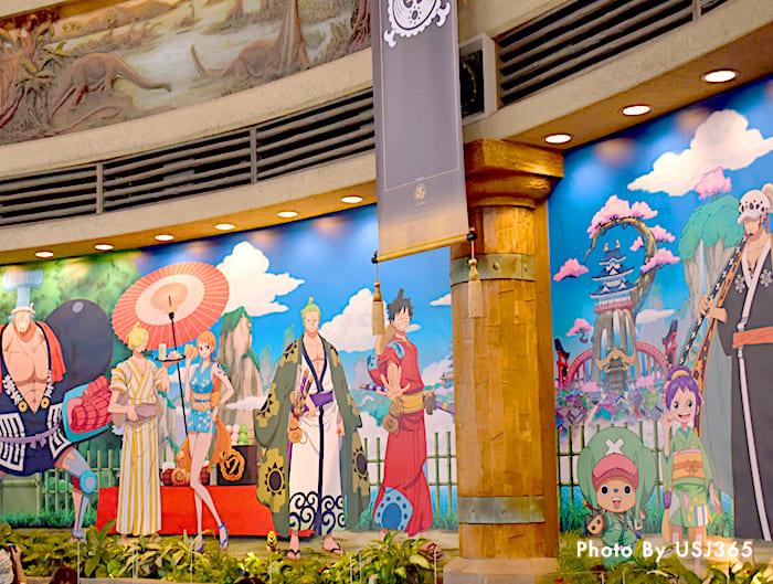 ワノ国食堂(内観)