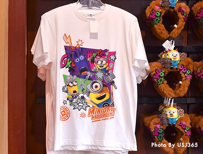 Tシャツ(ミニオン)