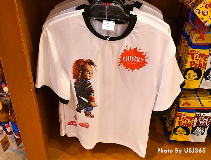 Tシャツ(チャッキー)