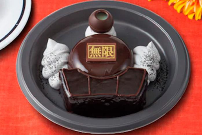 闇を往く無限列車 ~カシスムース&チョコレートケーキ~