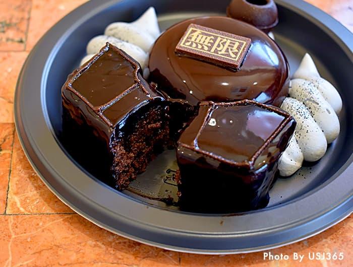闇を往く無限列車 〜チョコレートケーキ〜